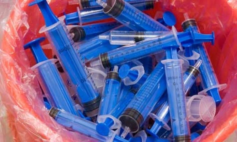 Coleta de Resíduo Ambulatorial Guaianases - Coleta de Resíduos de Laboratório