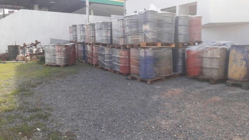 Empresa de Coleta de Resíduos Contaminados Jardim Guarapiranga - Coleta de Resíduos Industriais