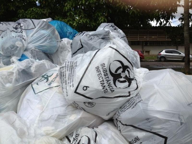 Empresa de Coleta de Resíduos Infectantes Pirapora do Bom Jesus - Coleta de Resíduos Industriais