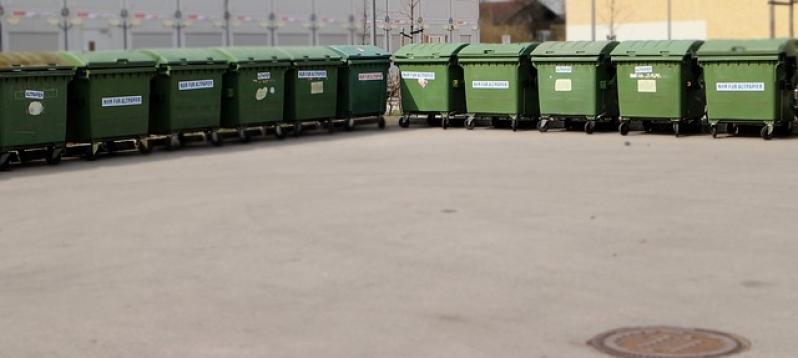 Empresa de Coleta de Resíduos Sólidos Jardim Santa Helena - Coleta de Resíduos Industriais
