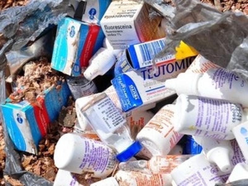 Empresa de Gerenciamento de Resíduo em Farmácia Tremembé - Empresa de Gerenciamento de Resíduos Químicos