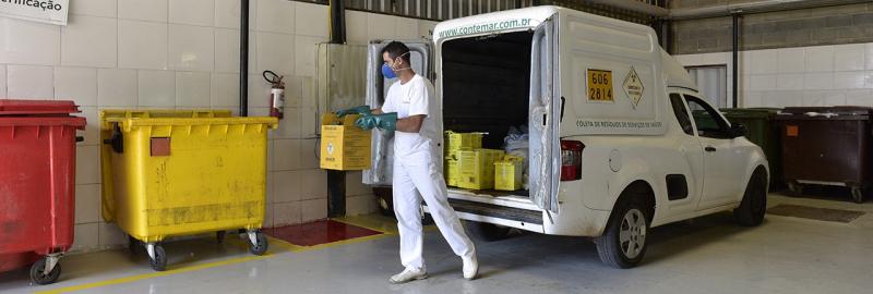 Empresa de Gerenciamento de Resíduos da Saúde Local Alto da Lapa - Empresa de Gerenciamento de Resíduos Químicos