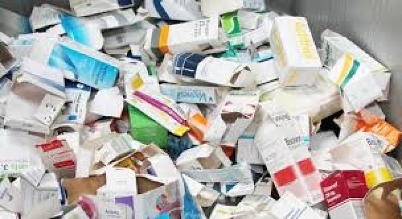 Empresa de Gerenciamento de Resíduos em Farmácia Jaraguá - Empresa de Gerenciamento de Resíduos em Farmácia