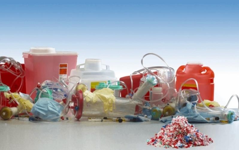 Empresa de Gerenciamento de Resíduos na área da Saúde Santa Isabel - Empresa de Gerenciamento de Resíduos da Saúde