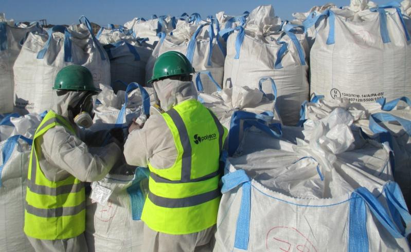 Empresa de Gerenciamento de Resíduos Químicos Jd São João - Empresa de Gerenciamento de Resíduos Sólidos