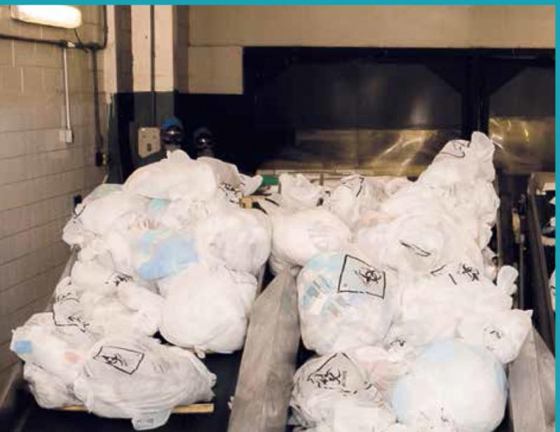 Empresa de Tratamento de Resíduos Infectantes Osasco - Tratamento de Resíduos Sólidos