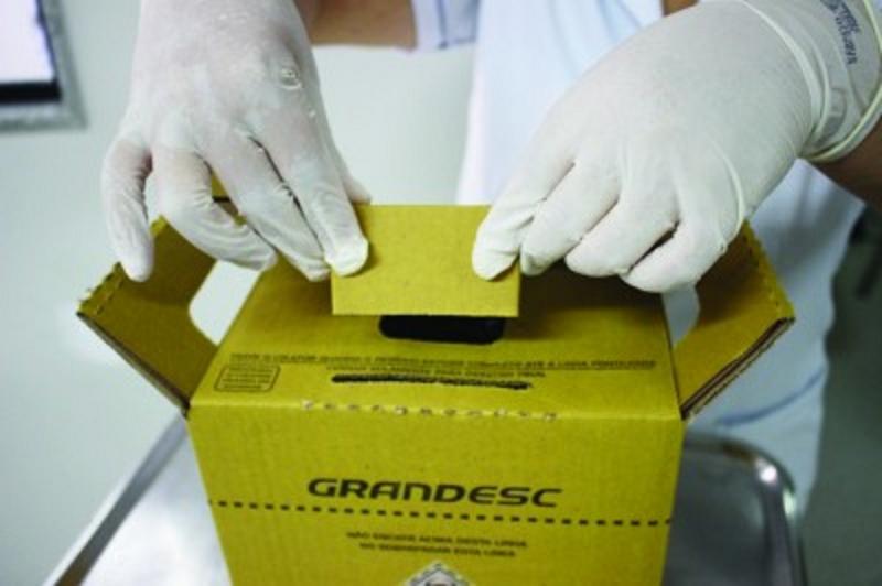 Gerenciamento de Transporte de Resíduos Hospitalares Localização São Vicente - Gerenciamento de Transporte de Resíduos Perigosos