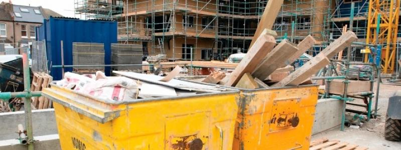 Gerenciamento de Transporte de Resíduos Sólidos da Construção Civil Localização Anália Franco - Gerenciamento de Transporte de Resíduos Sólidos
