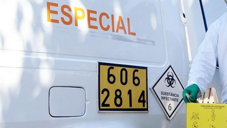 Onde Tem Gerenciamento de Transporte de Resíduos Biológicos Campinas - Gerenciamento de Transporte de Resíduos Perigosos