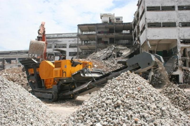 Onde Tem Gerenciamento de Transporte de Resíduos Sólidos da Construção Civil Santana - Gerenciamento de Transporte de Resíduos Perigosos