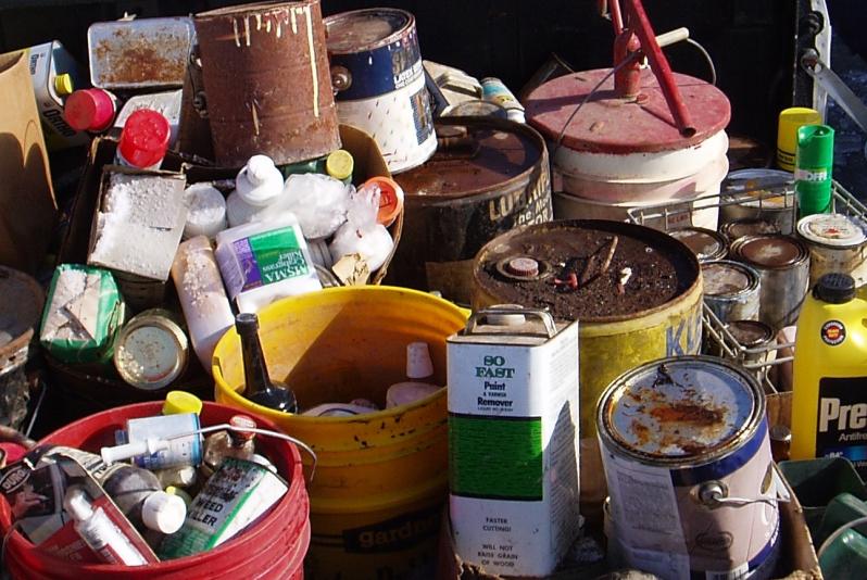 Plano de Gerenciamento de Resíduos Contaminados Valor Santo Amaro - Plano de Gerenciamento de Resíduos Químicos