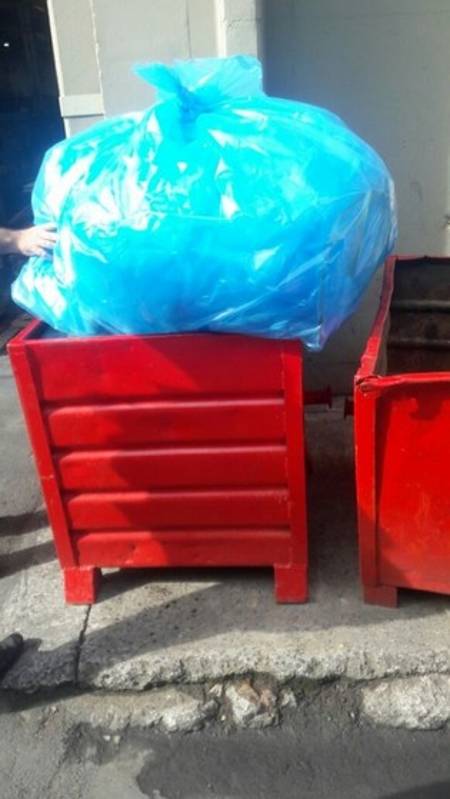 Plano de Gerenciamento de Resíduos Contaminados Vila Morumbi - Plano de Gerenciamento de Resíduos Hospitalar