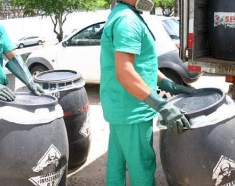 Plano de Gerenciamento de Resíduos de Serviço de Saúde Valor Cubatão - Plano de Gerenciamento de Resíduos Industriais