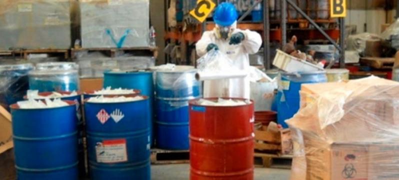 Procuro por Empresa de Gerenciamento de Resíduos Sólidos Morumbi - Empresa de Gerenciamento de Resíduos em Farmácia