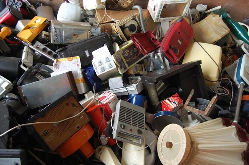 Serviço de Coleta de Lixo Eletrônico Jockey Club - Coleta de Resíduos Industriais