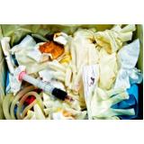 busco por plano de gerenciamento de resíduos hospitalar Freguesia do Ó