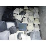 coleta de lixo eletrônico valor Jardim São Paulo