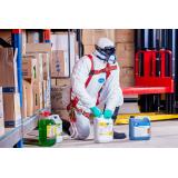 coleta de resíduo químicos valor Alto do Pari