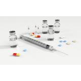 coleta de resíduos de saúde