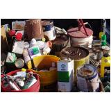 coleta de resíduos contaminados Jacareí