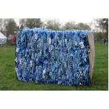 coleta de resíduos recicláveis Jockey Club