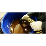 descarte de emulsão oleosa preço Suzano