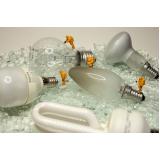 descarte de lâmpadas valor Jardins