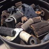 descarte de resíduos contaminados preço Chora Menino