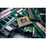 descarte de resíduos eletrônicos preço Juquitiba