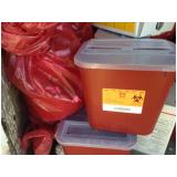 descarte de resíduos infectantes preço Serra da Cantareira