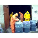descarte de resíduos sólidos preço Nova Piraju