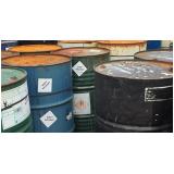 destinação de resíduos contaminados valor Biritiba Mirim