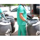 destinação de resíduos de saúde preço Vila Gustavo