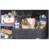 destinação de Resíduos Perigosos preço Cajamar