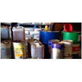 destinação de resíduos químicos preço Parque Peruche