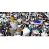 destinação de resíduos sólidos valor Parque São Rafael