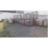 empresa de coleta de resíduos contaminados Franco da Rocha
