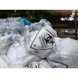 empresa de coleta de resíduos infectantes Pirapora do Bom Jesus