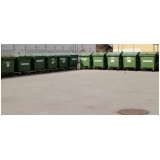 empresa de coleta de resíduos sólidos Vargem Grande Paulista