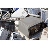 empresa de destinação de resíduos eletrônicos Cidade Tiradentes