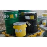 empresa de destinação de resíduos industriais Campinas