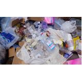 empresa de gerenciamento de resíduos consultório odontológico local Parque São Domingos
