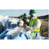 empresa de gerenciamento de resíduos contaminados Brooklin