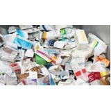 empresa de gerenciamento de resíduos em farmácia Belenzinho