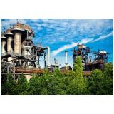 empresa de gerenciamento de resíduos industriais