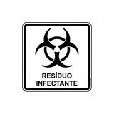 empresa de gerenciamento de resíduos infectantes Jurubatuba