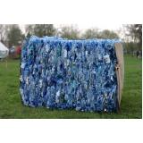 empresa de gestão de resíduo plástico Parque do Carmo