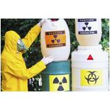 empresa de gestão de resíduos químicos