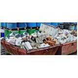 empresa de gestão de resíduos industriais Vila Mariana