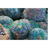 empresa de gestão de resíduos plásticos Santa Isabel